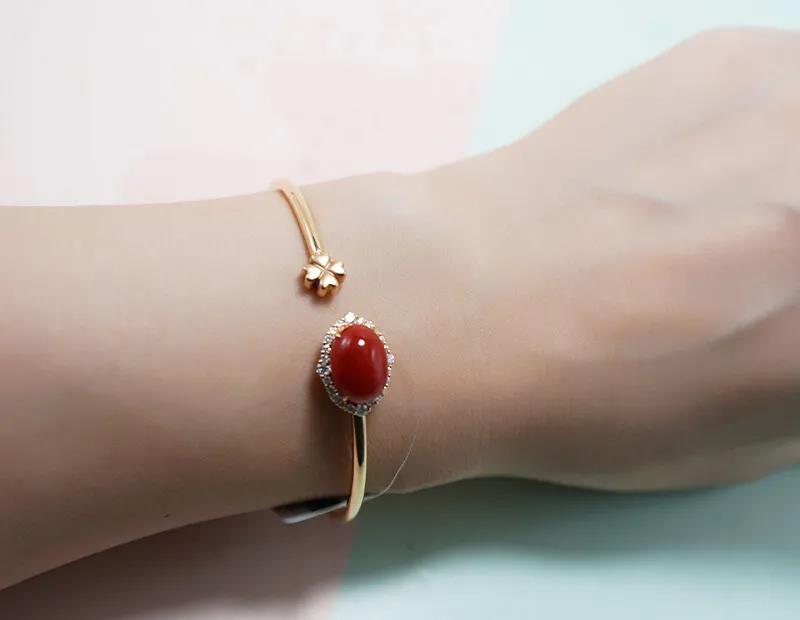 俏丽珠宝:为什么说戴红珊瑚的女人,不能惹?